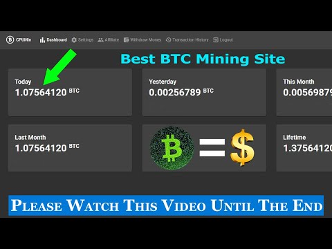 Earnings with the withdrawal of money bitcoins