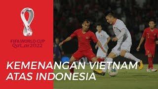 Gol Ketiga Vietnam adalah Hadiah Tak Terduga