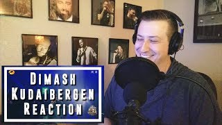 Singer Reacts to Dimash Kudaibergen - SOS dun terrien en détresse | Reaction