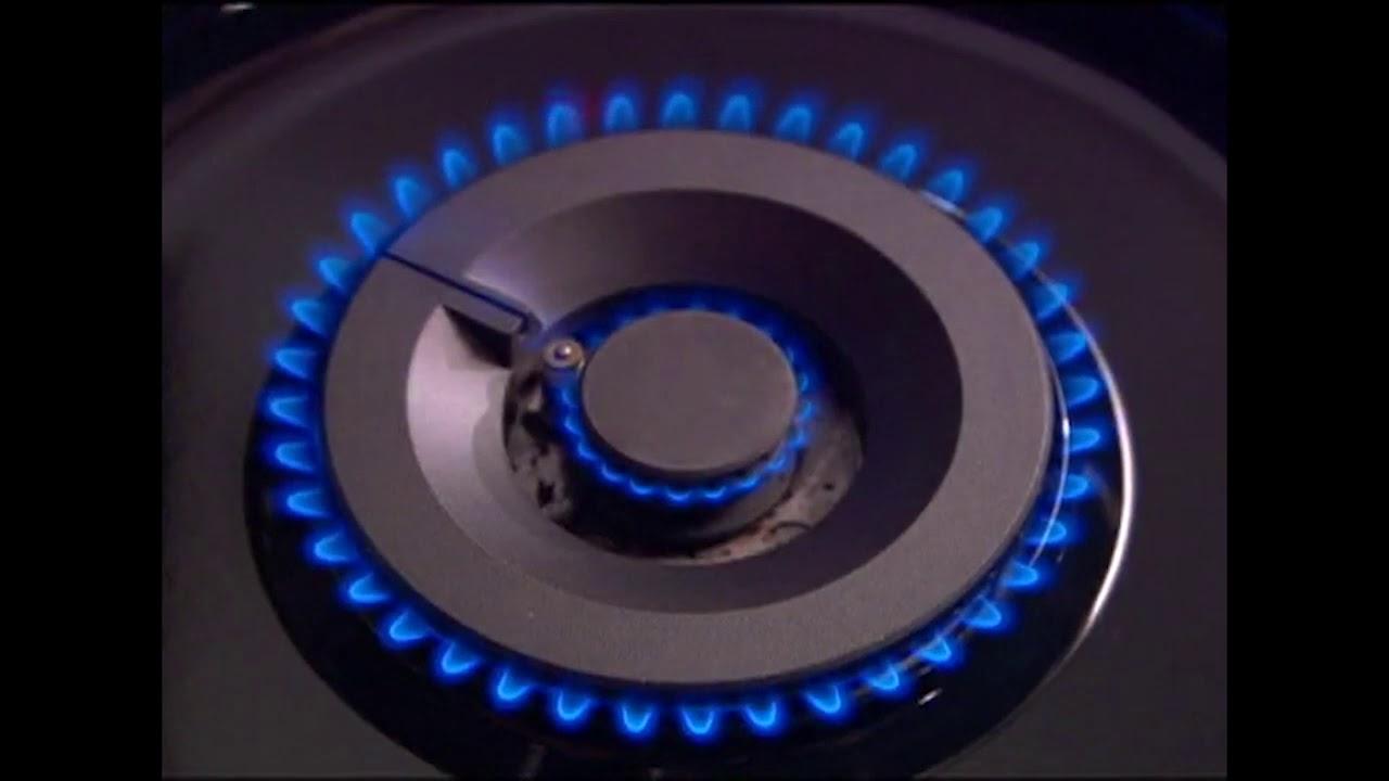 Gas Rangetop Quick Start