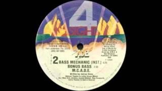 MC A. D. E. - BASS MECHANIC ( BONUS BEAT ) ( MELÔ DO CACHORRO )