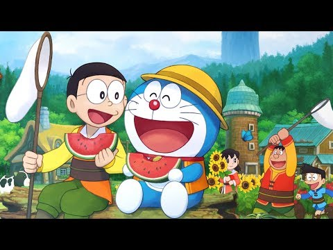 Doraemon: Story of Seasons - Announcement Trailer | Switch, PC thumbnail