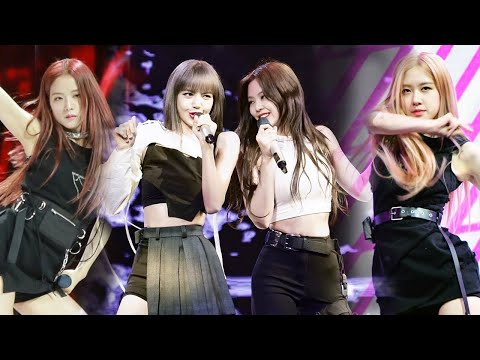 BLACKPINK - 'KILL THIS LOVE' LIVE PERFORMANCE