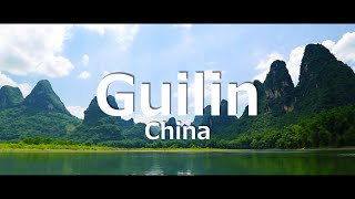 Video : China : GuiLin 桂林 scenery, GuangXi province