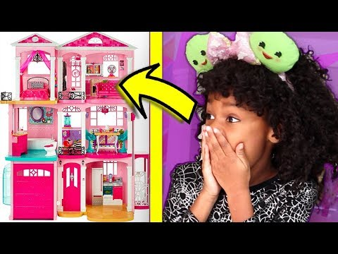 Cool DIY Barbie Furniture Ideas