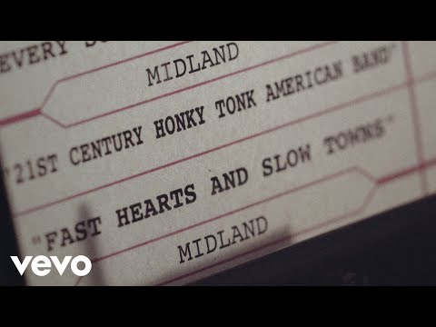 Midland - Fast Hearts And Slow Towns
