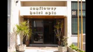 preview picture of video 'Sunflower Hotel Appartments Larnaca Cyprus'