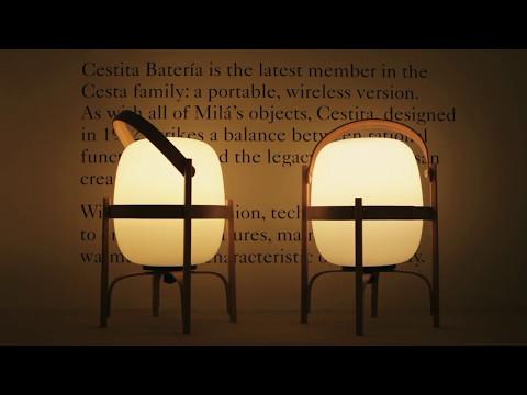 Маленькая лампа Cestita