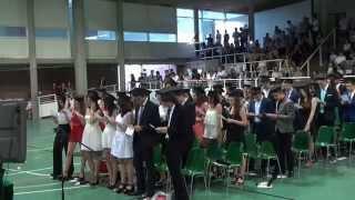 Graduació Júlia 27/05/2015
