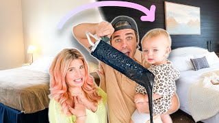 We Painted Their Bedroom Black! Will They Hate It or Love It?