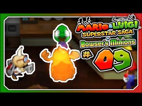 Mario Luigi Superstar Saga Bowser S Minions Part 9