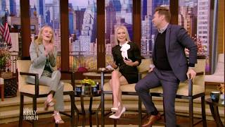 Kate Bosworth Quizzes Ryan With A Football Question From Dallas Cowboy Tony Romo