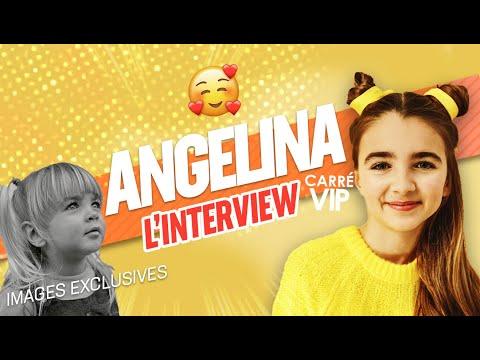 Angelina l'interview dans Carré Vip