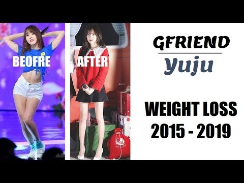 GFriend Yuju Sudden Weight Loss 2015 - 2019