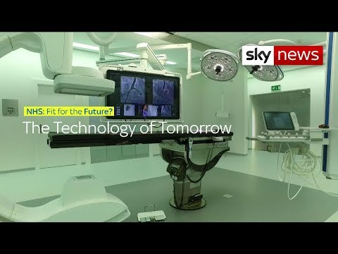The NHS of the future