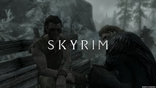 skyrim баг в начале игры (ответ на решение в описании)