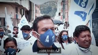 Gerson Almeida ¡El presidente de los ecuatorianos!