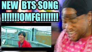 BTS | EUPHORIA : Theme of LOVE YOURSELF 起 Wonder' | BLACK GUY REACTION!!!