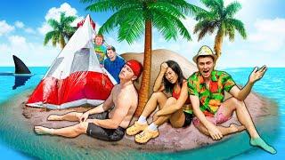 LAST TO LEAVE ISLAND KEEPS IT!! (UNSPEAKABLES Island)