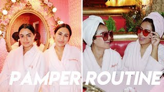 GIRLS DAY OFF: STAYCATION AT THE MADONNA INN