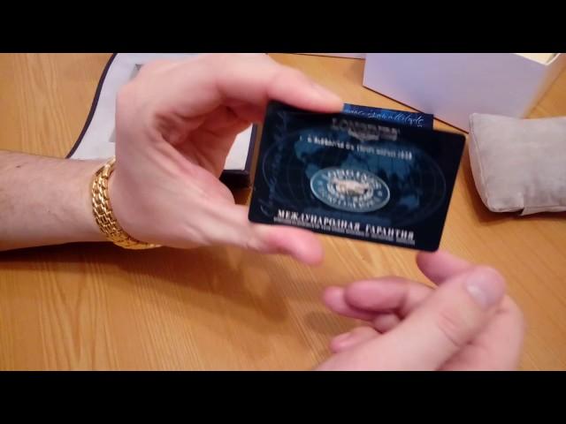 Видео Часы Longines