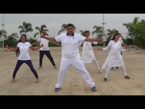 BK Dr. Ujjwal Kapadnis musical exercise