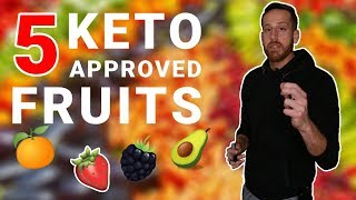 5 Keto Fruits You Can Eat All The Time