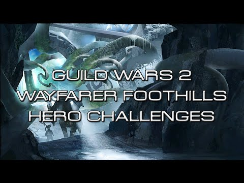 Guild Wars 2 - Wayfarer Foothills Hero Challenges Mp3