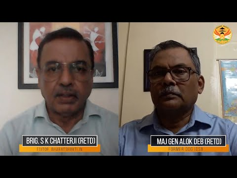 India-China Stand Off: Strategic Issues to be Pursued
