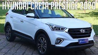 Avaliação: Hyundai Creta Prestige 2020