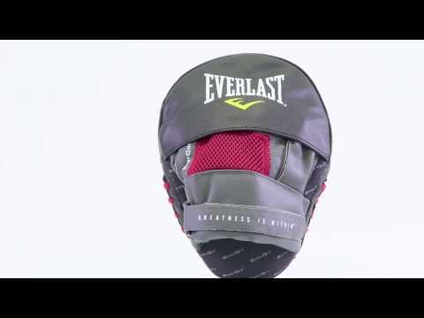 Лапы изогнутые Everlast Mantis Punch Mitts