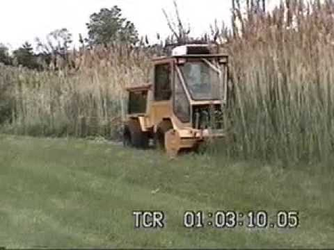 Front Flail Mower
