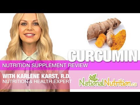 Professional Supplement Review - Curcumin