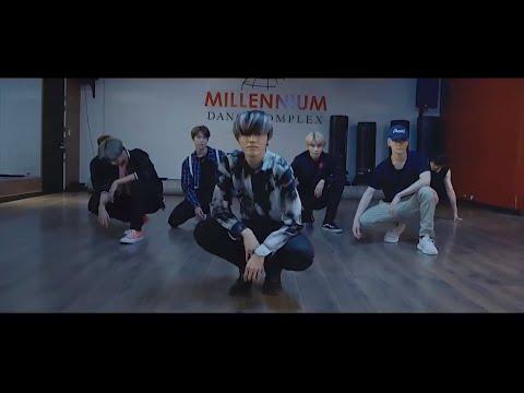 NCT 127 엔시티 127 'Superhuman' Dance Practice (Re-upload)