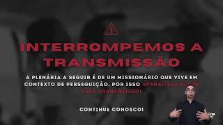 XIX – Simpósio de Missões – 16/10/2021
