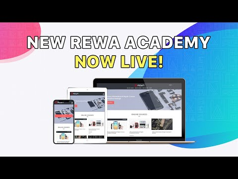 REWA Academy Now Live   iPhone Repair Online Course