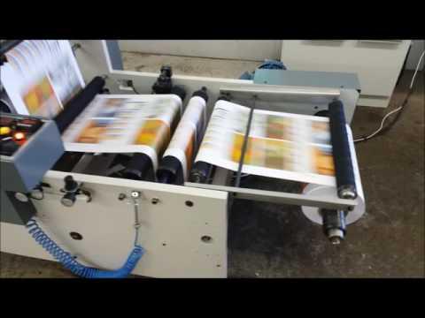 Impressora Rotativa Offset 4 cores PB 520/4