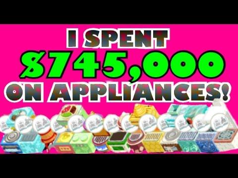 Bakery Story: I Spent $745,000 On Appliances !