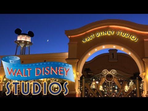 Walt Disney Studios Vlog November 2017