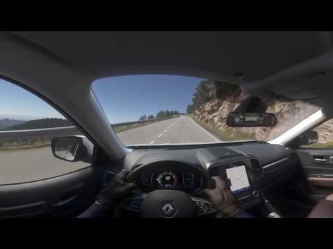 Renault  Koleos Паркетник класса J - рекламное видео 3