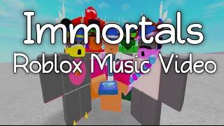 Immortals-Roblox Music Video