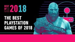 Best PlayStation 4 Games of 2018