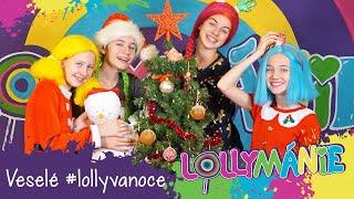 Lollymánie - Veselé #lollyvanoce