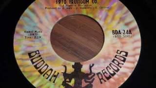"1910 Fruitgum Company ""Simon Says"" 45rpm"
