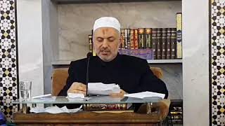 ما حكم ضرب المرأة لزوجها ... حكمة و عبرة الشيخ محمد خير الشعال