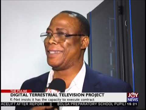 Digital Terrestrial Television Project - The Pulse on JoyNews (19-9-18)