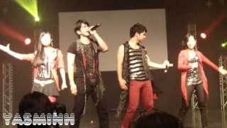Bless4 (Akino) Concert @ Animaco 2012 Berlin (121103) - Part 3