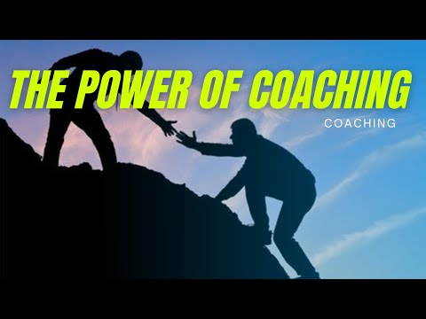 The power of coaching | sales tips and techniques | Aaron Evans ...