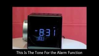 sony icf c1pj projection auto set dual alarm clock radio w nature sounds vidinfo. Black Bedroom Furniture Sets. Home Design Ideas