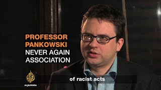 Rafał Pankowski about an escalation of hate crimes in Poland, 6.04.2016.